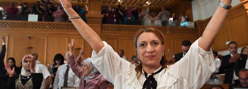 Souad Abderrahim, première femme élue maire de Tunis