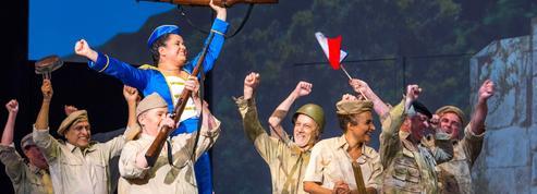 Folies d'O à Montpellier: la Fille du régiment selon Shirley et Dino