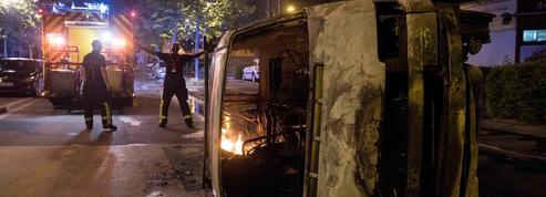 Nantes: connu des services de police, le chauffeur avait voulu s'enfuir
