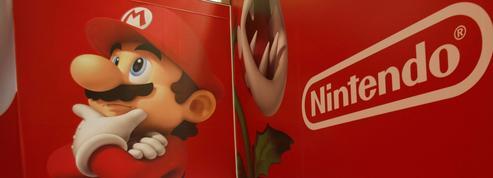 En pleine forme, Nintendo chute pourtant en Bourse