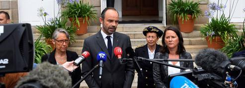 Édouard Philippe esquisse l'après-Notre-Dame-des-Landes
