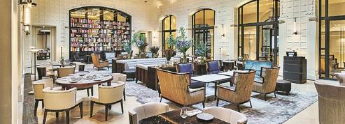Hôtel Lutetia: la nouvelle «mise encène» duSalon Saint-Germain