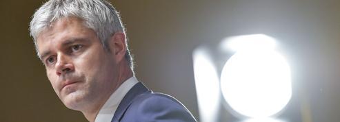 Laurent Wauquiez reçoit les parlementaires Républicains