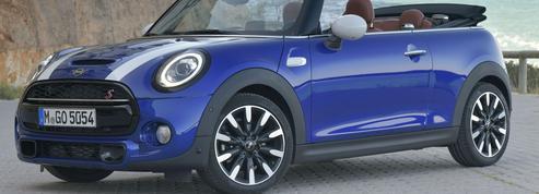 Mini cabriolet : roule Britannia !