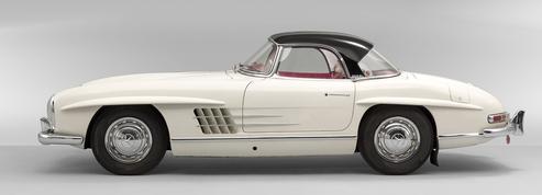 Une Mercedes 300 SL Roadster vendue plus de trois millions d'euros