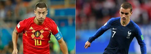 Coupe du monde 2018 : cinq questions avant France - Belgique