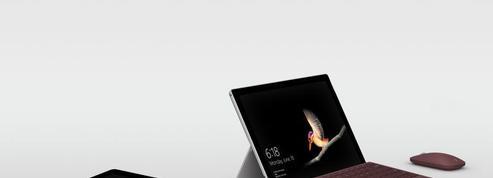Microsoft dévoile la Surface Go, une tablette plus compacte et moins chère