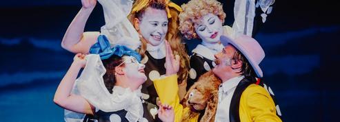 Le off d'Avignon: les clowns envahissent le festival avec le loufoque Lodka