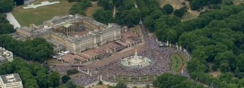 La Grande-Bretagne célèbre le centenaire de la Royal Air Force