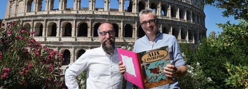 Alix : quand la bande dessinée rencontre l'Histoire