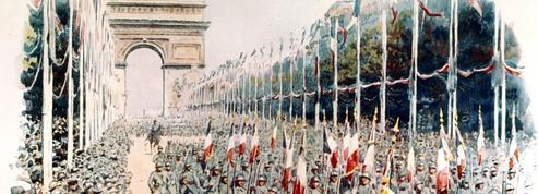 Joseph Kessel se souvient de son premier reportage : le défilé du 14 juillet 1919