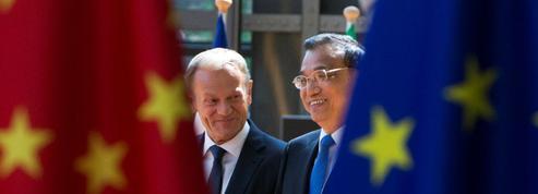Face à Trump, la Chine courtise l'Europe