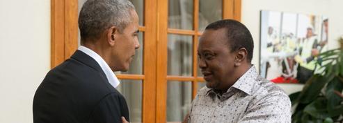 En visite au Kenya, Barack Obama va voir sa famille