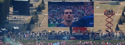 Coupe du monde: des audiences records à travers la planète