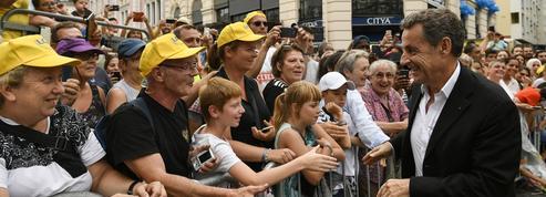 Pour Nicolas Sarkozy, pas de victoire sans jeu collectif