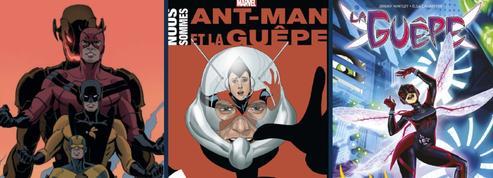 Quatre raisons de relire Nous sommes Ant-Man et la Guêpe avant de voir le film