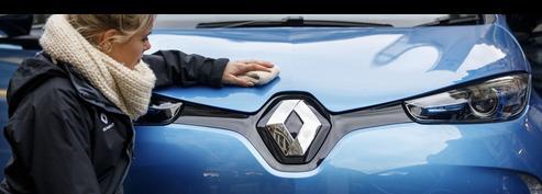 Renault annonce le déploiement de Moov'in.Paris, son service d'autopartage