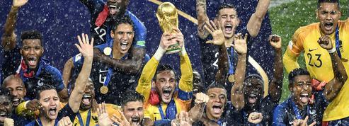 Faire broder une deuxième étoile sur son maillot de l'équipe de France est-il légal ?