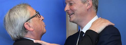 La France, première bénéficiaire du plan européen d'investissement Juncker