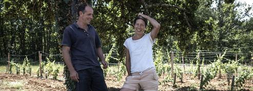 Des cuvées à livre ouvert: Charlotte et Louis Pérot célèbrent le retour à la nature