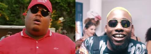 Naza et Ohmondieusalva, ils sont devenus les rappeurs préférés des Bleus de Deschamps