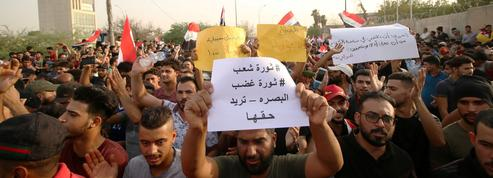 Dans le sud de l'Irak, le «pays chiite» gronde
