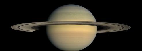 L'émouvante musique émise par Saturne