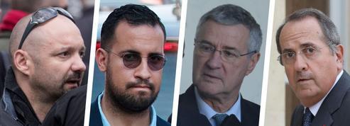 Qui sont les protagonistes de l'affaire Benalla ?