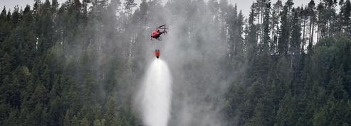 Suède : des militaires français déployés pour lutter contre les incendies