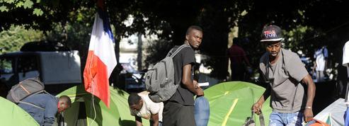 Nantes : 300 migrants évacués d'un squareoccupent désormais un ancien lycée