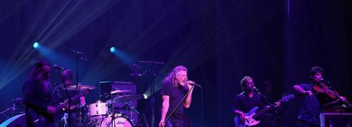 Robert Plant donne un concert tout en majesté à Carcassonne