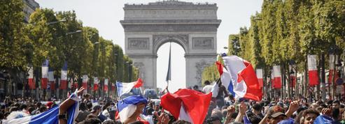 Pas d'effet Coupe du monde sur le moral des Français