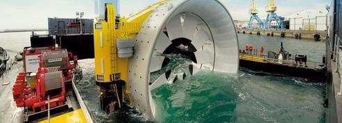 Naval Energies coule les ambitions françaises dans l'hydrolien