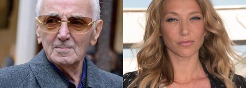 Après leur dîner, le tendre message de Laura Smet à Charles Aznavour