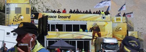 Le grand défi de la restauration sur le Tour de France