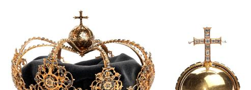 Des traces de sang retrouvées après le vol des couronnes royales en Suède
