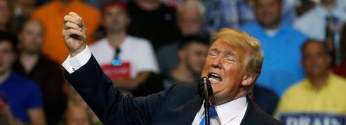 Croissance: Trump fait mieux que Bush et Obama, moins bien que Reagan et Clinton