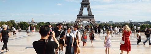 La France attire toujours plus de touristes étrangers