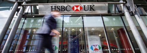 Brexit: HSBC transfère sept succursales de Londres à Paris