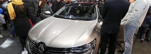 Iran: les sanctions américaines pénalisent les entreprises françaises