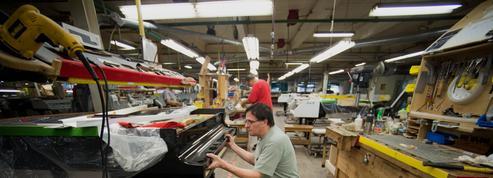 Un groupe chinois lorgne Steinway