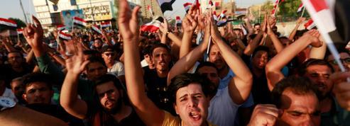 L'Irak entre reconstruction et crise sociale