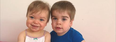 Un couple cherche 4 millions d'euros pour sauver Hugo et Emma, gravement malades