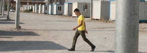 Irak : dans le camp d'Erbil, les chrétiens craignent de rentrer chez eux