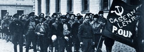 Sur les traces de George Orwell : quand l'écrivain combattait le fascisme en Catalogne