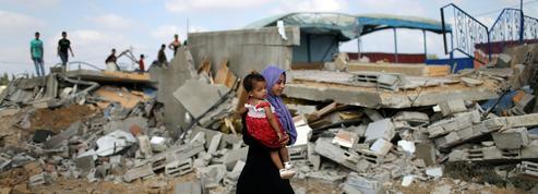 Gaza : trois Palestiniens tués dans une nouvelle flambée de violences