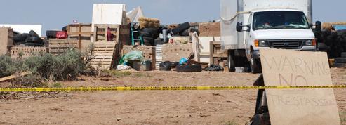 Un corps d'enfant retrouvé dans le campement sordide découvert aux États-Unis
