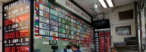 Crise financière en Turquie : les places boursières mondiales sous haute tension