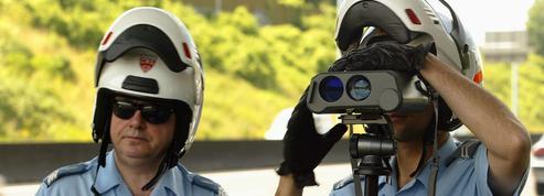 Pour me défendre, je peux filmer un contrôle de vitesse