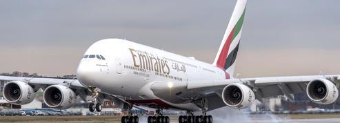 Emirates a accueilli 105millions de passagers à bord de l'A380